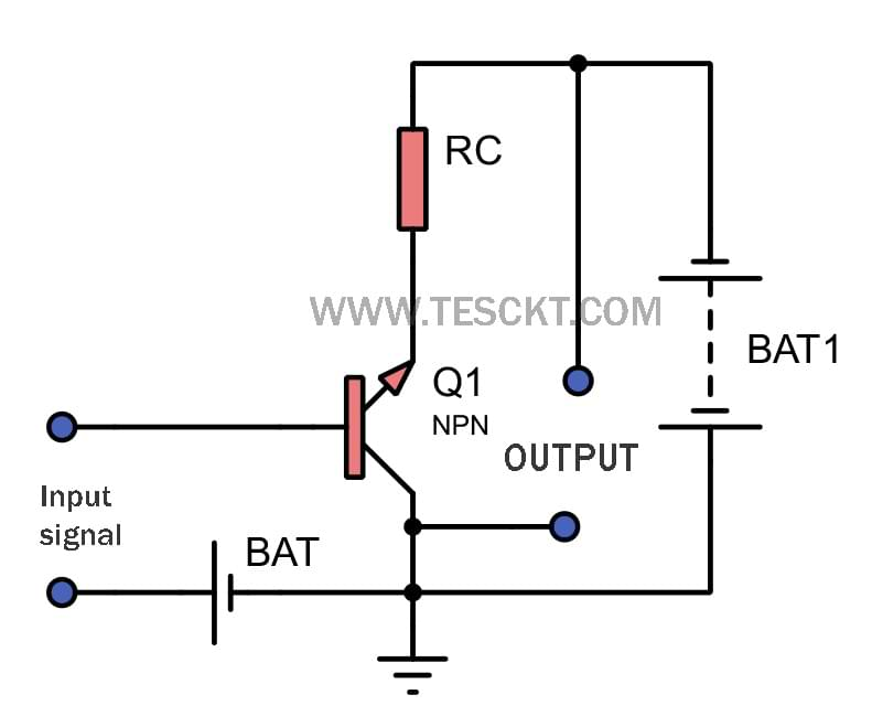 Common collector circuit